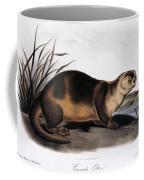 Canada Otter, 1846 Coffee Mug