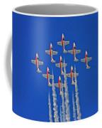 Canadian Air Force - Snowbirds Coffee Mug