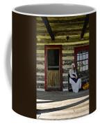 Canadian Gothic Coffee Mug by Steve Harrington