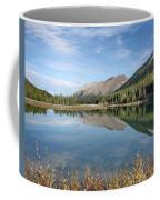 Canadian Rockies Rocky Mountain Lake Coffee Mug