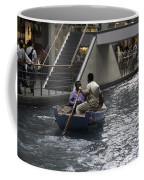 Canal Running Through The Length Of The Shoppes Running Under Th Coffee Mug