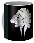 Candle Clock Coffee Mug