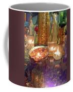 Candle Light Reflections  Coffee Mug
