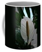 Candle White Coffee Mug