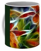 Candy Lily Fractal Panel 2 Coffee Mug