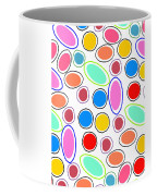 Candy Spots Coffee Mug by Louisa Knight