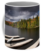 Canoe Lake Coffee Mug