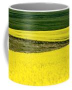 Canola Crop Coffee Mug