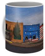 Canon City Facades - Posterized Coffee Mug