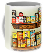 Cans Of Old Coffee Mug