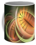 Canteloupe Coffee Mug by Kim Sy Ok