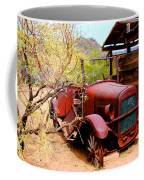 Canyon Creek Ranch Transportation Coffee Mug