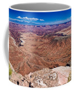 Canyon In Canyonlands Coffee Mug