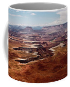 Canyon Lands Coffee Mug
