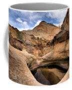 Canyon Pool Coffee Mug