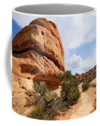 Canyonlands Needles Trail Coffee Mug