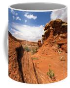 Canyonlands Textures Coffee Mug