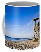 Cape Cod Lifeguard Stand Coffee Mug
