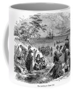 Cape Cod: Pilgrims Coffee Mug