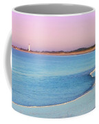 Cape May Light House Panorama Coffee Mug