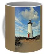 Cape Pogue Lighthouse Marthas Vineyard Coffee Mug