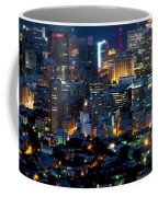 Cape Town's Tilt Shift  Coffee Mug