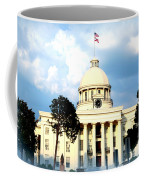 Capitol Building In Montgomery Coffee Mug