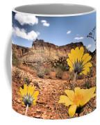 Capitol Flowers Coffee Mug