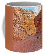 Capitol Gorge Trail At Capitol Reef Coffee Mug