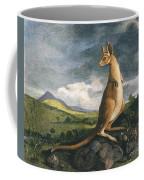Captain Cook: Kangaroo, 1773 Coffee Mug