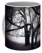Captions Cradle  Coffee Mug