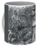 Capture Of Nat Turner, American Rebel Coffee Mug