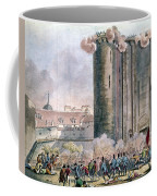 Capture Of The Bastille Coffee Mug by Granger