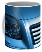 Car Face Coffee Mug