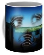 Car Face Coffee Mug