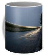 Car Lights At Night Coffee Mug