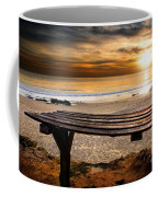 Carcavelos Beach Coffee Mug