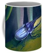 Card Of Nosey Bug Coffee Mug
