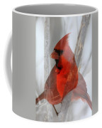 Cardinal Collage Coffee Mug