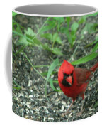 Cardinal In Springtime Coffee Mug