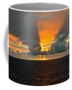Caribbean Fireworks Coffee Mug