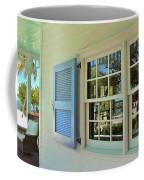Caribbean Reflective Window Coffee Mug