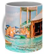 Caribbean-turks And Caicos Sandals Coffee Mug