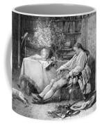 Carl Linnaeus, Swedish Botanist Coffee Mug