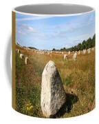 Carnac Standing Stones Coffee Mug
