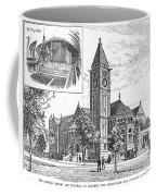 Carnegie Library, 1890 Coffee Mug