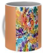 Carnival Abstract 082512 Coffee Mug