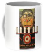 Carny With Type Poster Coffee Mug