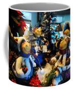 Carolers Cap Coffee Mug