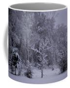 Carolina Snowfall Coffee Mug